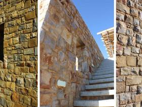 Brenton on Sea – Stone Cladding