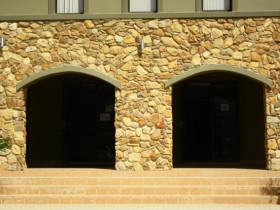 Glenwood House College Entrance