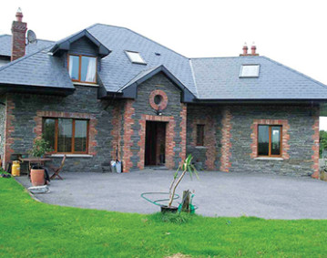 Ireland Country Home Restoration