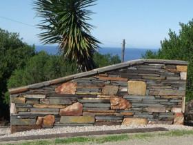 Lalavuga Coastal Reserve Stonework Walls