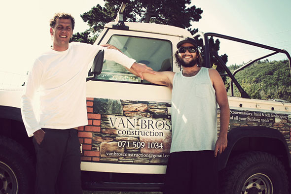 The Van Rensburg Brothers