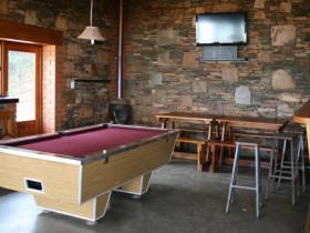 Wilderness Beach House Bar Area