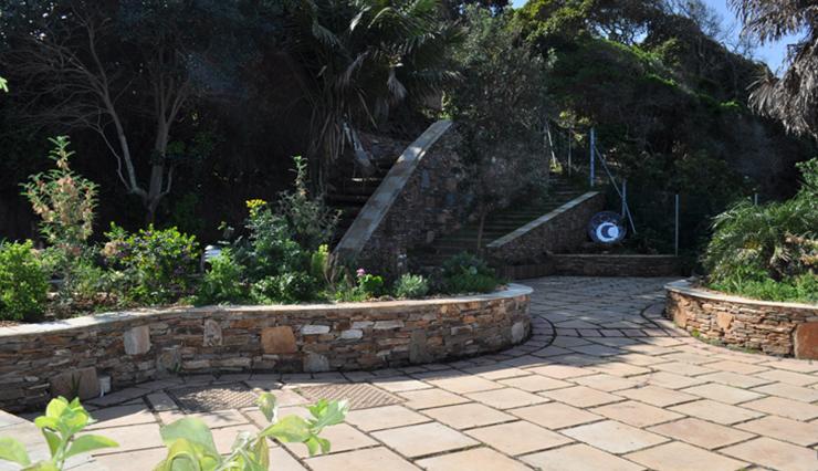 Wilderness Beach House Gardens