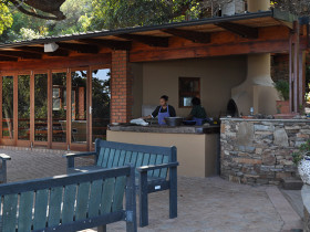 Wilderness-Beach-House-Outside-Kitchen