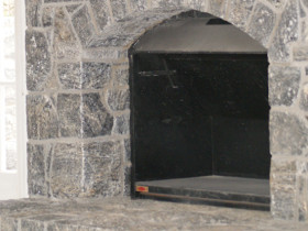 Western Australia Renovation – Fireplace